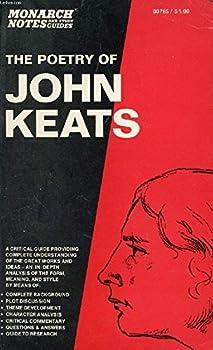 Paperback Poetry of John Keats Book