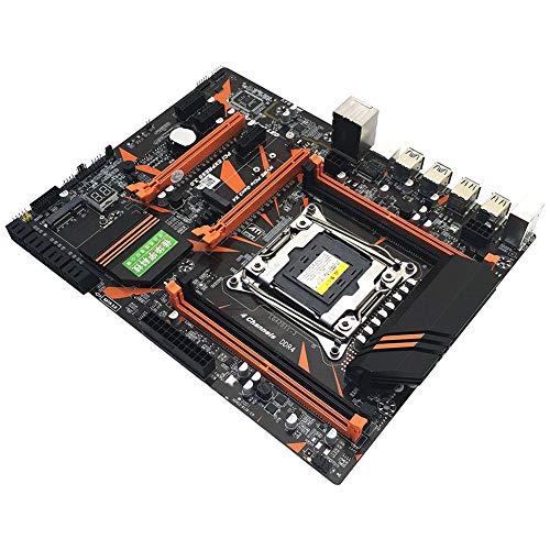Hete-supply X99 Single-channel Server moederbord, Stabiel snel 4-kanaals Computer moederbord, Gigabit netwerkkaart