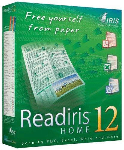 Readiris HOME 12 PC
