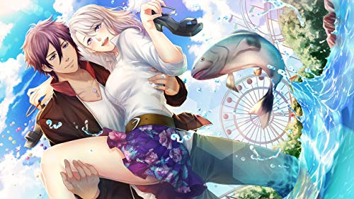 1000pcs_Wooden Jigsaw Anime Couple Bubble Live Wallpaper Un Juego de Rompecabezas jugado con Miembros de la Familia DIY Juguetes educativos para niños_50x75cm