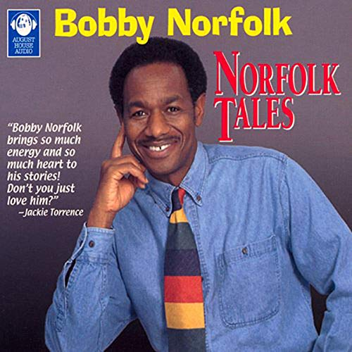 Norfolk Tales audiobook cover art