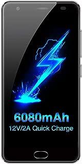 American Version OUKITEL OK6000 Plus Octa Core 4G Phone w/4+64G (Silver)