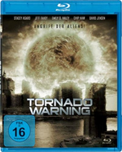 Tornado Warning [Blu-ray]