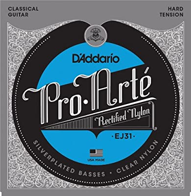 D'Addario Classics Rectified Classical Guitar Strings