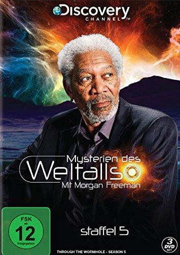 Mysterien des Weltalls - Mit Morgan Freeman, Staffel 5 [3 DVDs]
