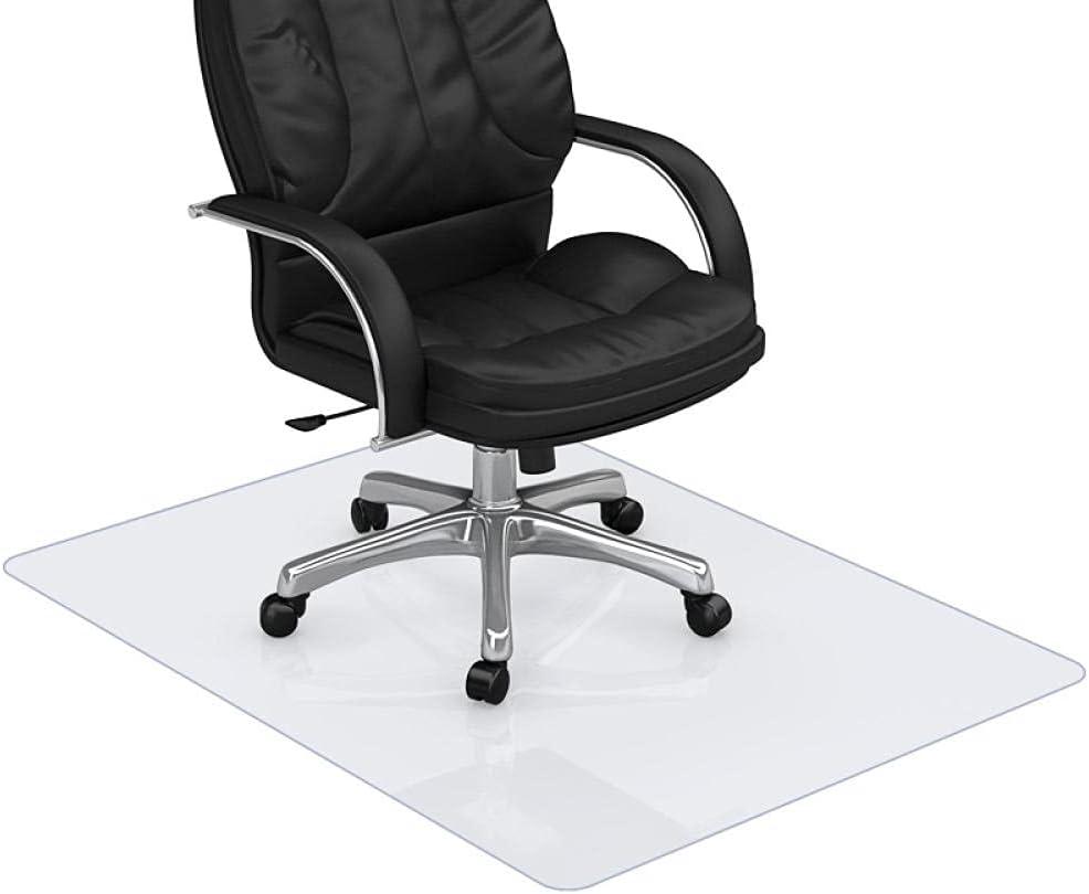 Transparent Special sale item Hard Floor Computer Chair Square Mat Tile for supreme
