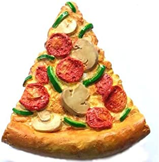Fast Food Spicy Pizza High Quality Resin 3d Fridge Magnet