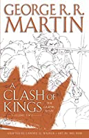 A Clash of Kings: The Graphic Novel: Volume Two (A Game of Thrones: The Graphic Novel)
