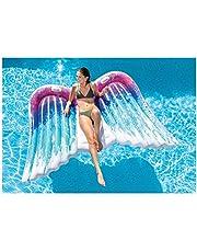 Pływająca wyspa skrzydła anioła