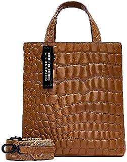 Liebeskind Berlin Damen Paper Bag Tote Shopper, Small (HxBxT 25cm x 20.5cm x 11.5cm)