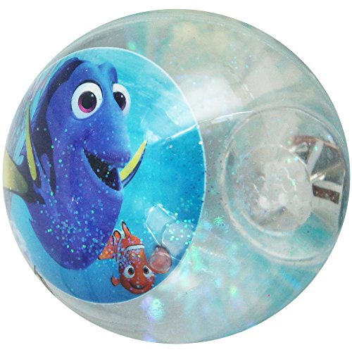 6cm Finding Dory Flashing Glitter Biorhythm - Light Up Toys - Auserwählte Bei Random