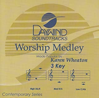 Worship Medley We've Come To Worship Lift Up Holy Hands I Will Praise Him Accompaniment/Performance Track