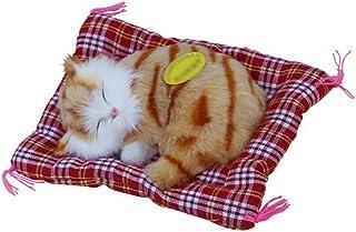 Gobesty Kinderspeelgoed pluche dieren, knuffel, knuffel, knuffeldier, speelgoed met zacht mat bed, voor kinderen en volwas...
