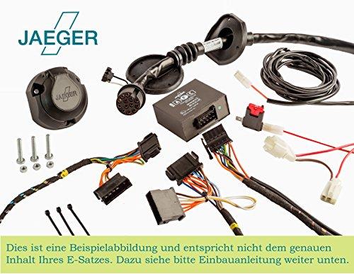 Jaeger 7 poliger spezifischer Elektrosatz Kompatibel mit Subaru XV 2012-2017 12230518ZM2