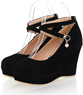 new arrival 2602e 9a999 Amazon.it: scarpe donna con zeppa - 34 / Scarpe da donna ...