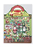 Melissa & Doug Puffy Stickers – Santa's Workshop