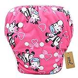 iZiv Baby Girls' Swim Diapers