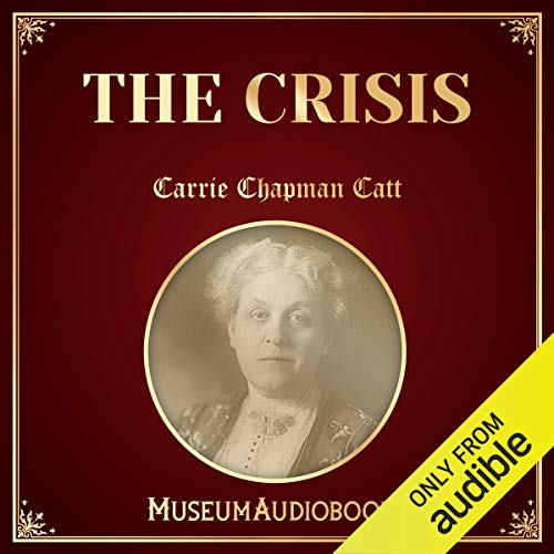 The Crisis audiobook cover art
