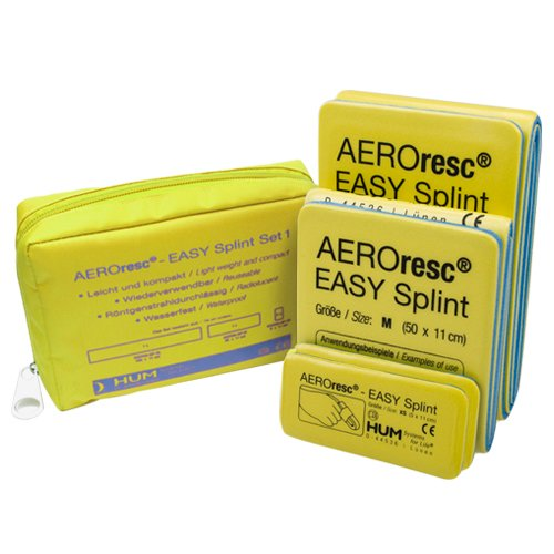 AEROresc 5-teiliges Schienenset Easy Splint