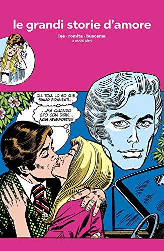 Le grandi storie d'amore (Marvel)