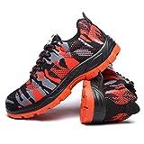 Calzado de protección Zapatos de seguridad, zapatos de seguridad multiusos, zapatos de seguridad para hombres y mujeres, zapatillas para hombre entrenadores para mujer para mujer zapatos deportivos al