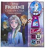 Frozen 2. Cine en casa: Cuento y proyector (Disney. Frozen 2