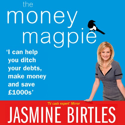 The Money Magpie audiobook cover art