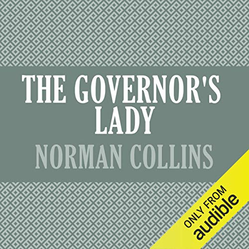 The Governor's Lady audiobook cover art