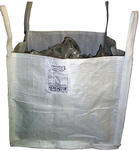 Big Bag Transportsack Gartensack SWL 1000kg 70 x 70 x 65 VE 1 Stück