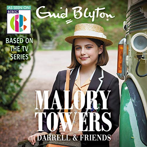 Malory Towers Darrell and Friends cover art