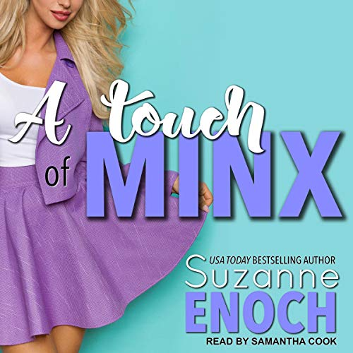 A Touch of Minx  By  cover art