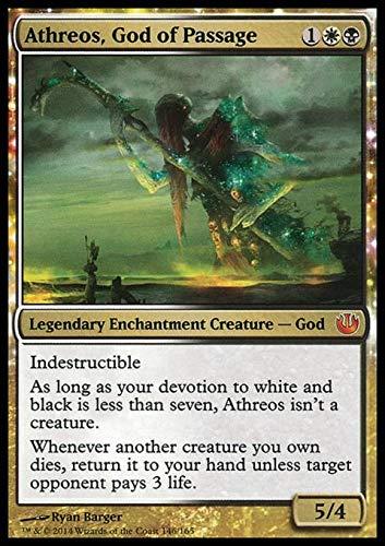 Magic The Gathering - Athreos, God of Passage (146/165) - Journey into Nyx
