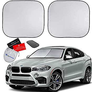 EzyShade Car Windshield Sunshade + Bonus Product