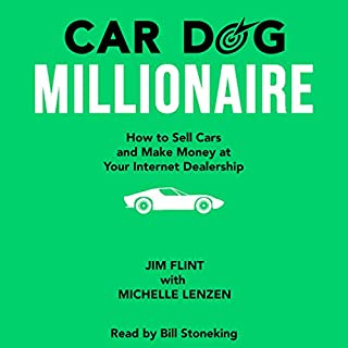 Car Dog Millionaire audiobook cover art