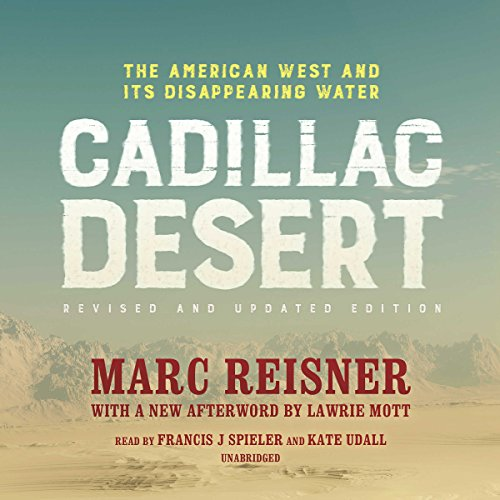 Cadillac Desert, Revised and Updated Edition Titelbild
