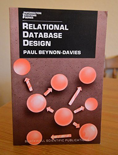 Relational Database Design (Information Systems Series)