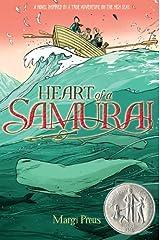 Heart of a Samurai Kindle Edition