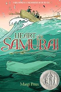 Heart of a Samurai (English Edition)
