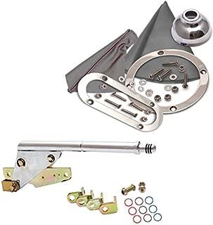 American Shifter 414137 Shifter (4L80E 12 E Brake Trim Kit for D95E6)
