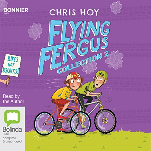 Flying Fergus Collection 2 cover art