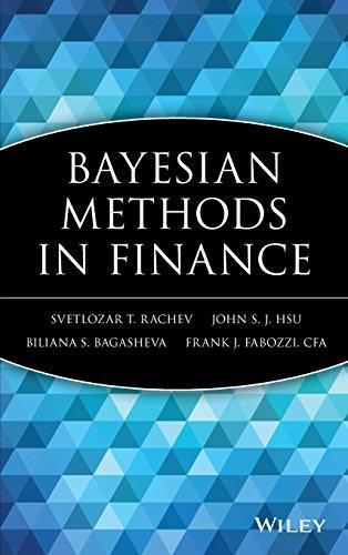 Download Bayesian Methods in Finance (Frank J. Fabozzi Series) 0471920835