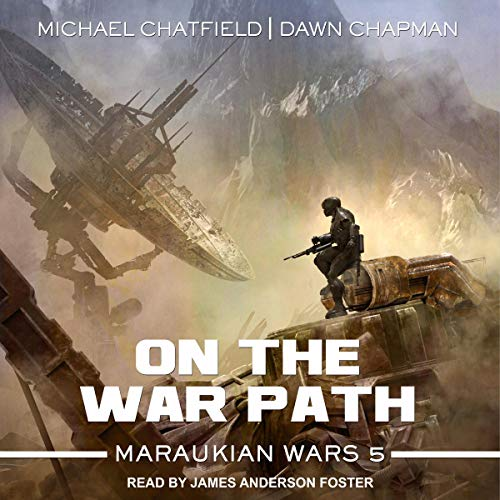 On the Warpath cover art