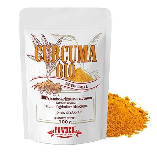 Powder Curcuma in Polvere - 100 g