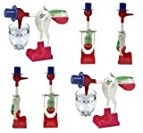 TheGag Drinking Bird Perpetual Motion (6 Pack) Original Vintage Retro Magic Sippy Dipping Bird Science School Wholesale Bulk Set of 6