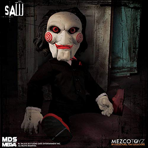 Billy Talking Puppet Mega Scale Saw Standard
