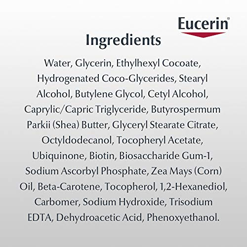 51BktTEQrEL - Eucerin Q10 Anti-Wrinkle Face Night Cream, 1.7 Ounce