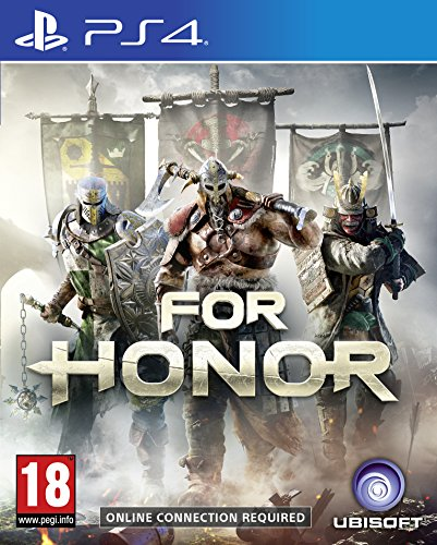 For Honor Ps4- Playstation 4
