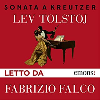 Sonata a Kreutzer audiobook cover art