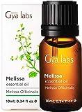 Aceite esencial de Melissa - Una clara comodidad de belleza...