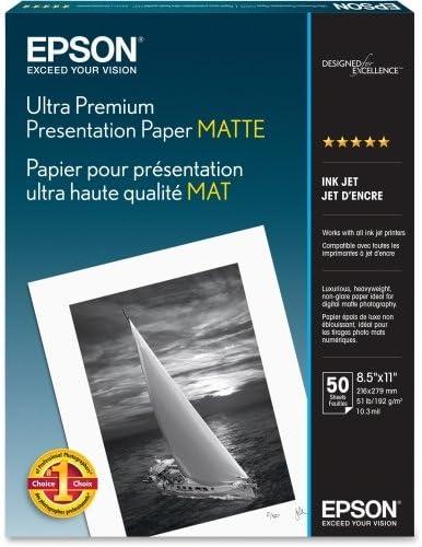 EPSS041341 - Ultra Premium Paper Presentation Outlet sale feature Branded goods Matte